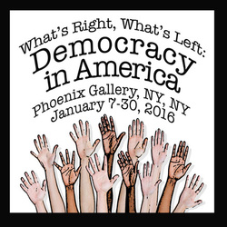 Phoenix Gallery What's Right, What's Left: Democracy in America